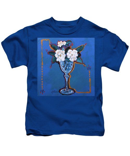 Gardenias Kids T-Shirt