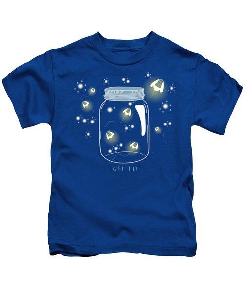 Get Lit Kids T-Shirt