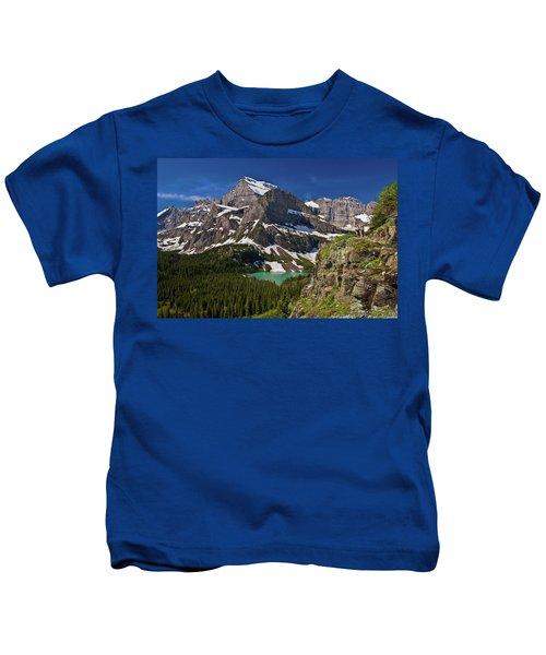 Glacier Backcountry 2 Kids T-Shirt