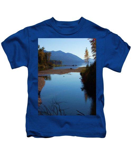Glacier Park 10 Kids T-Shirt