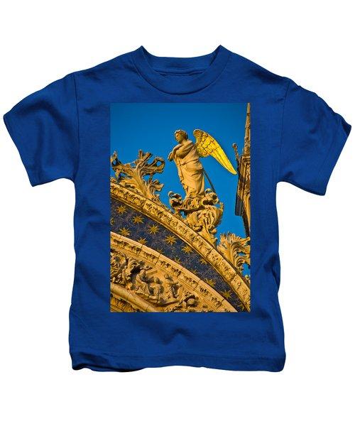 Golden Angel Kids T-Shirt