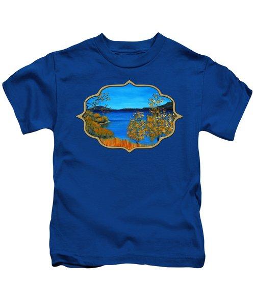 Golden Autumn Kids T-Shirt
