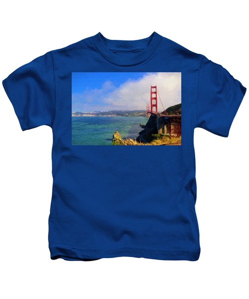 Golden Gate Kids T-Shirt