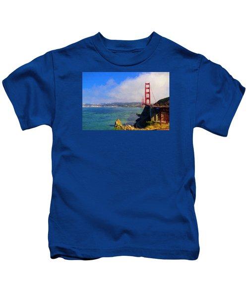 Golden Gate Kids T-Shirt