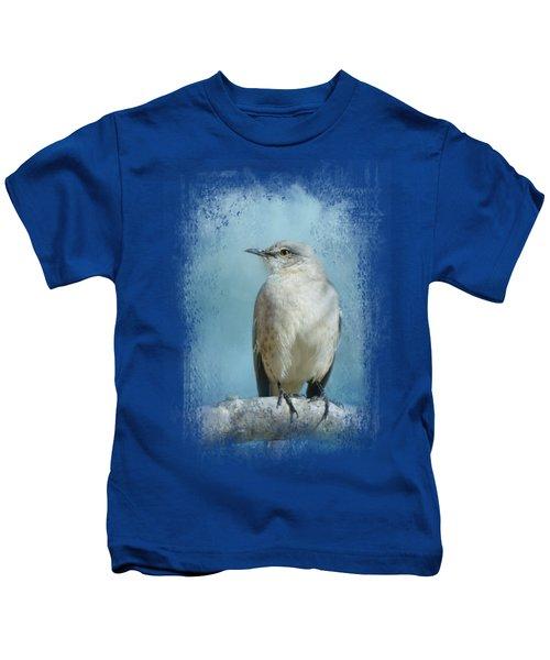 Good Winter Morning Kids T-Shirt