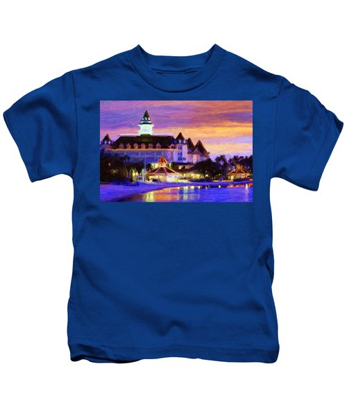 Grand Floridian Kids T-Shirt