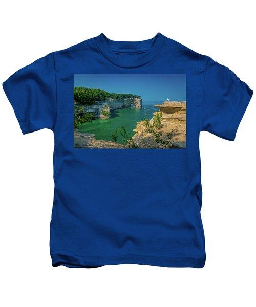 Grand Portal Point Kids T-Shirt