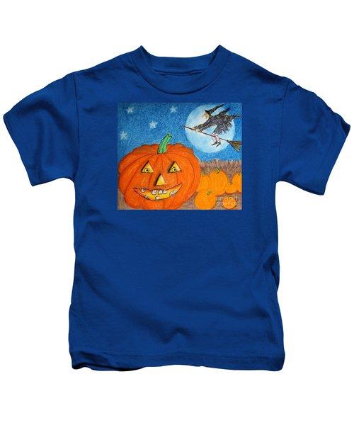 Happy Halloween Boo You Kids T-Shirt