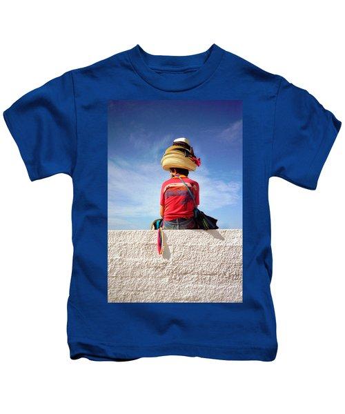 Hats Kids T-Shirt