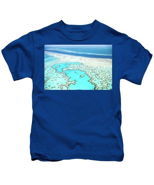 Heart Reef Kids T-Shirt