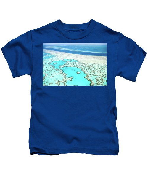 Heart Reef Kids T-Shirt