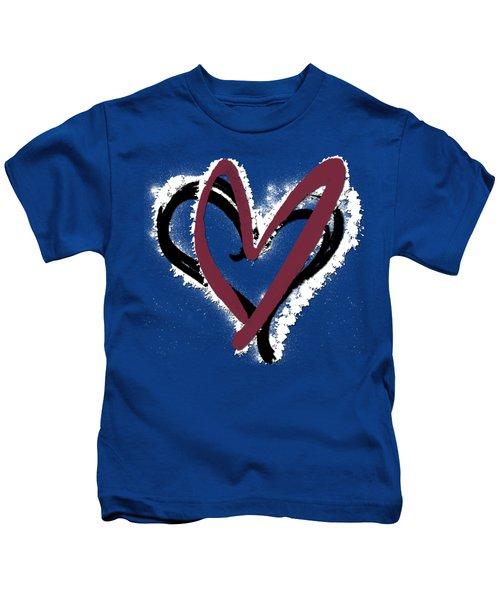 Hearts Graphic 6 Kids T-Shirt