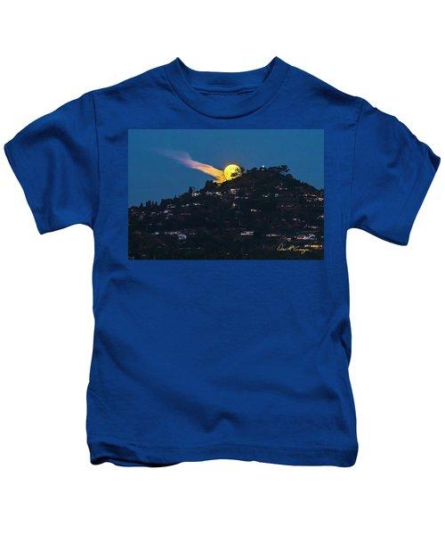 Helix Moon Kids T-Shirt