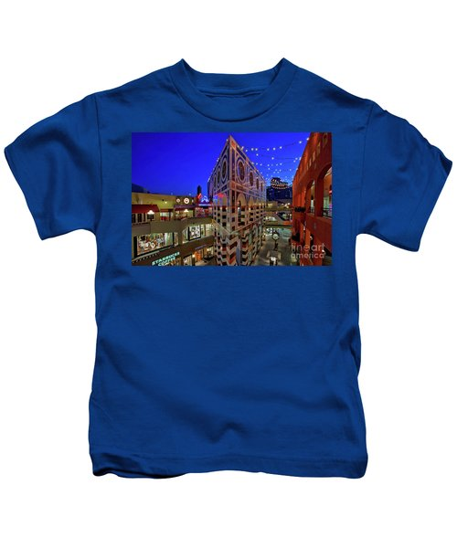 Horton Plaza Shopping Center Kids T-Shirt