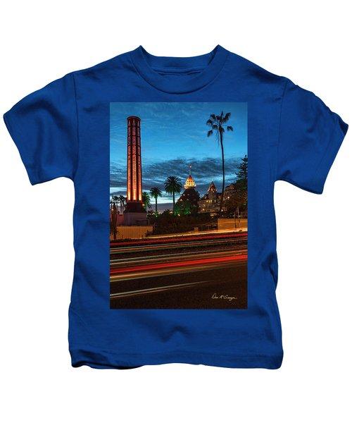 It's Still Standing Kids T-Shirt