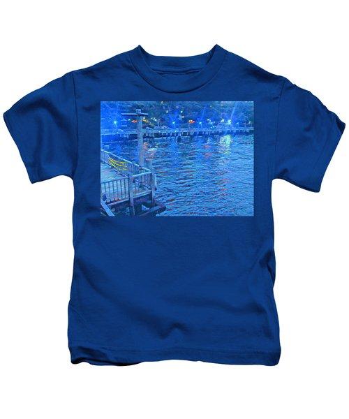Hudson Electric Kids T-Shirt