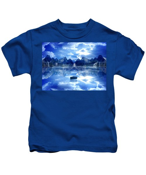 If I Could Turn Back Time Kids T-Shirt