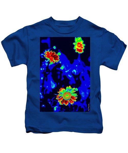 If Love Was A Flower Kids T-Shirt