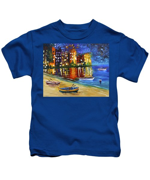 In For The Night Kids T-Shirt