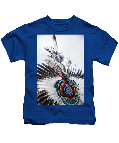 Indian Feathers Kids T-Shirt