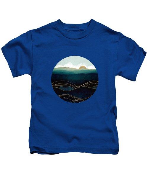 Indigo Waters Kids T-Shirt