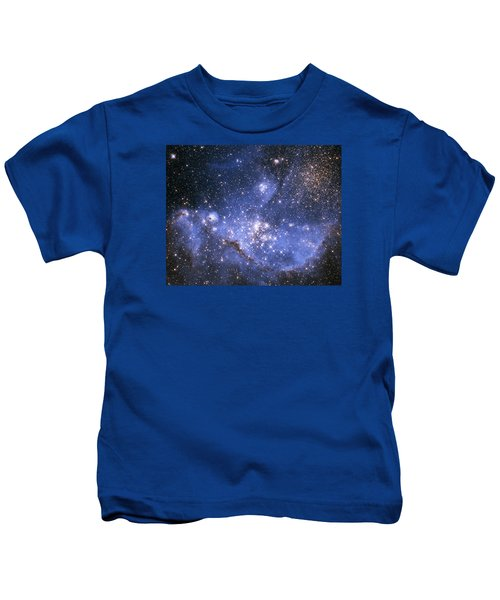 Infant Stars In The Small Magellanic Cloud  Kids T-Shirt
