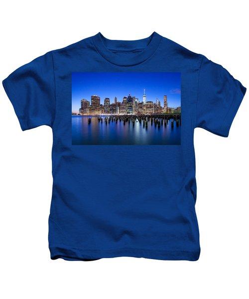 Inspiring Stories Kids T-Shirt