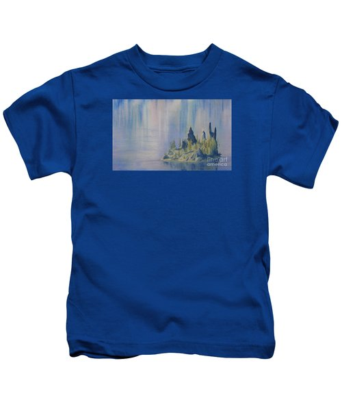 Isle Of Reflection Kids T-Shirt