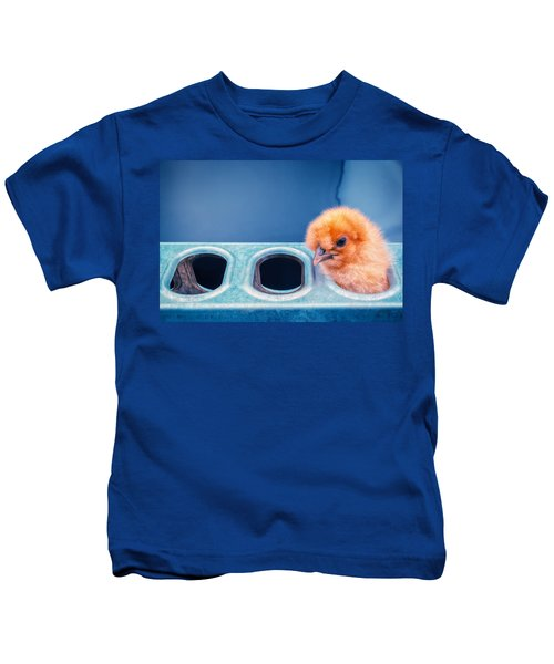 Iz In Da Feeder. Kids T-Shirt