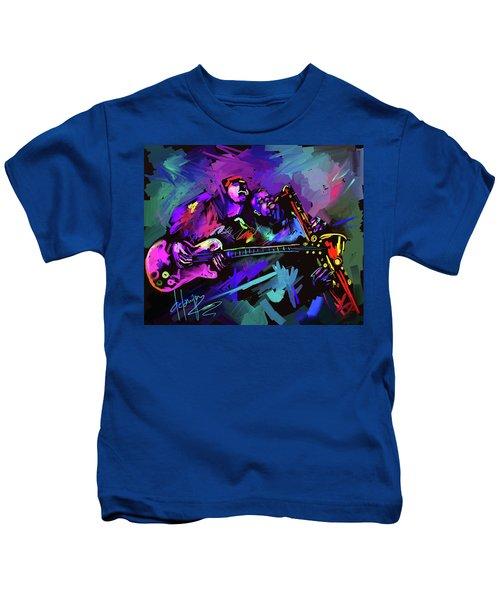 Jammin' The Funk Kids T-Shirt