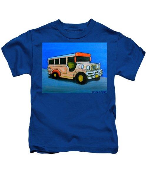 Jeepney Kids T-Shirt