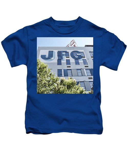 Jfg Looking Up Kids T-Shirt