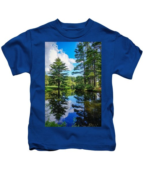 June Day At The Park Kids T-Shirt