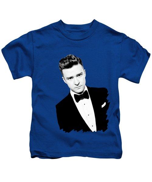 Justin Timberlake Kids T-Shirt