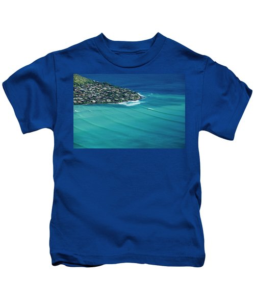 Koko Head Pastels Kids T-Shirt