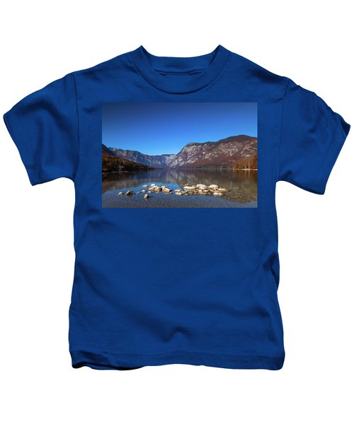 Lake Bohinj Kids T-Shirt