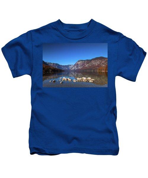 Lake Bohinj Kids T-Shirt