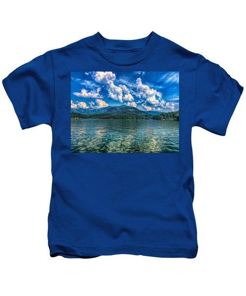 Lake Lure Beauty Kids T-Shirt
