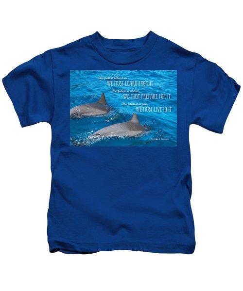 Learn Prepare Live Kids T-Shirt