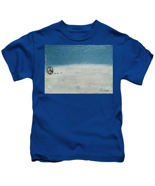 Let There Be Peace Kids T-Shirt