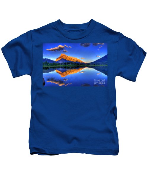 Life's Reflections Kids T-Shirt