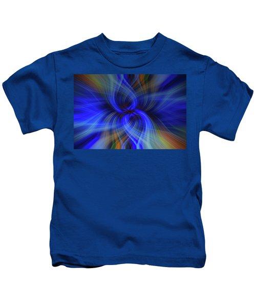 Light Abstract 7 Kids T-Shirt