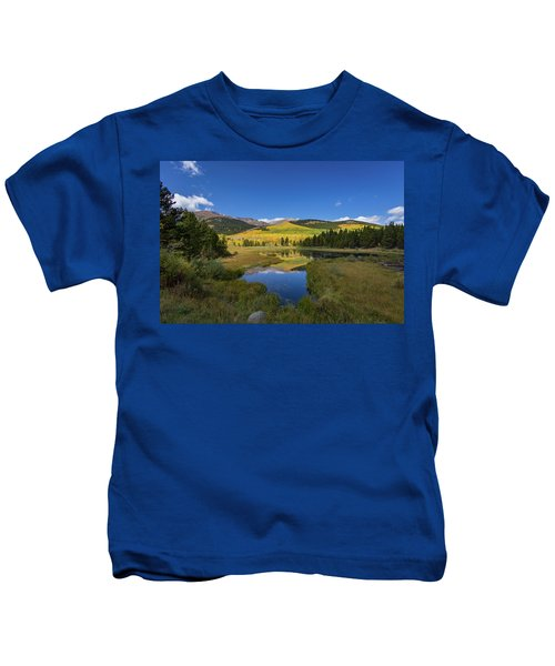 Lily Pond Lane Kids T-Shirt