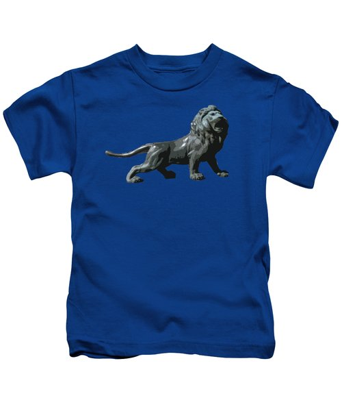 Lion Roar Kids T-Shirt
