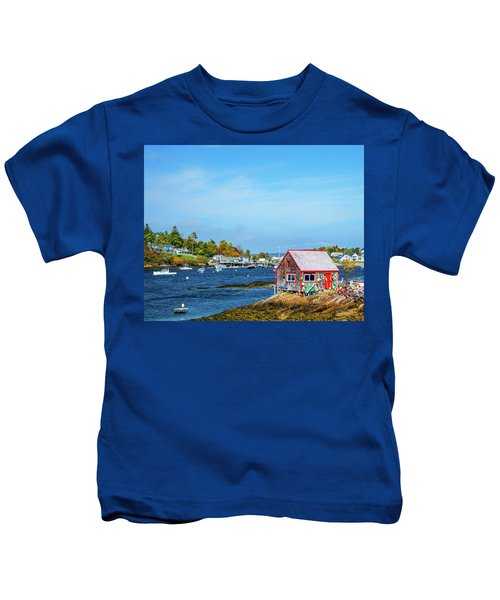Lobstermen's Shack Kids T-Shirt