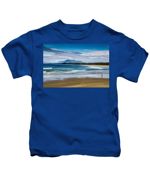 Long Beach, B.c Kids T-Shirt