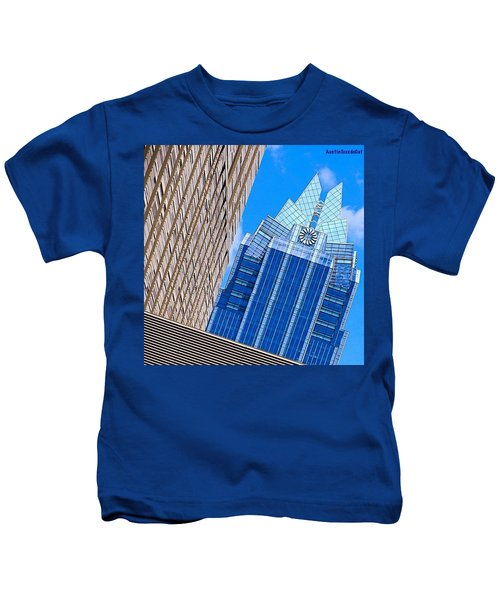Lots Of #lines, #style And #texture Kids T-Shirt