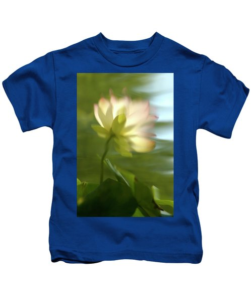 Lotus Reflection Kids T-Shirt