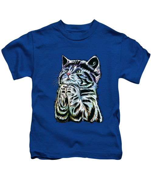Lunch Time. Kids T-Shirt