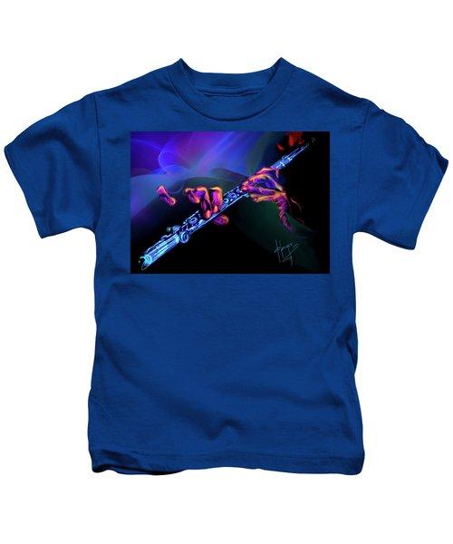 Magic Flute Kids T-Shirt
